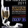 Celebrate New Years Eve with Drop35 at Bayview Gardens